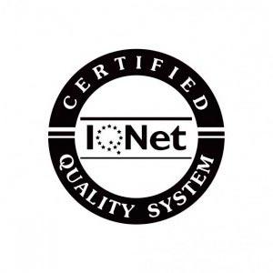 Certificado de calidad IQNet