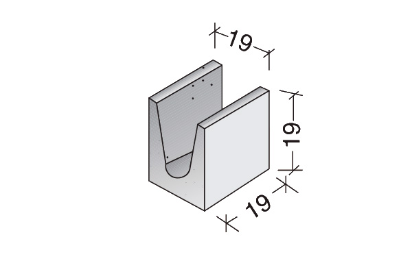 Dintel Standard 20