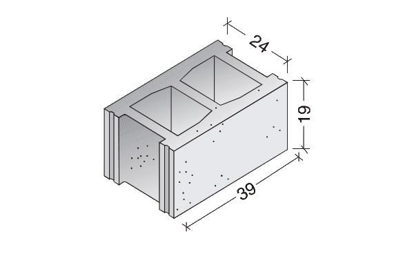 Bloque Standard 25