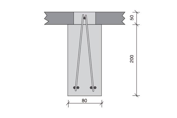 Forjado con placa de cubierta Placarlit. Juan Roces S.A. Prefabricados