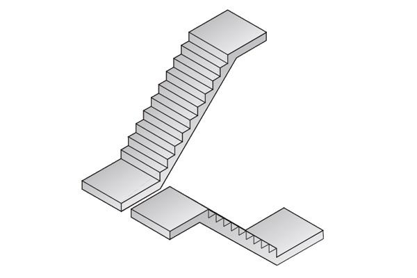 Escaleras Roces