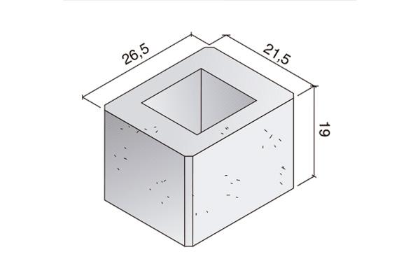Pieza Standard, Bloque 12