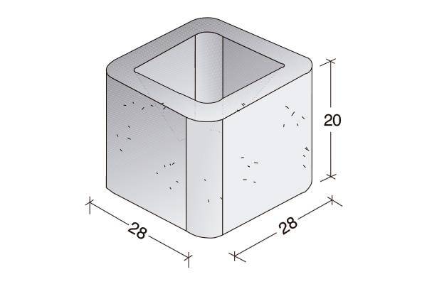 Pieza Standard, Bloque 20