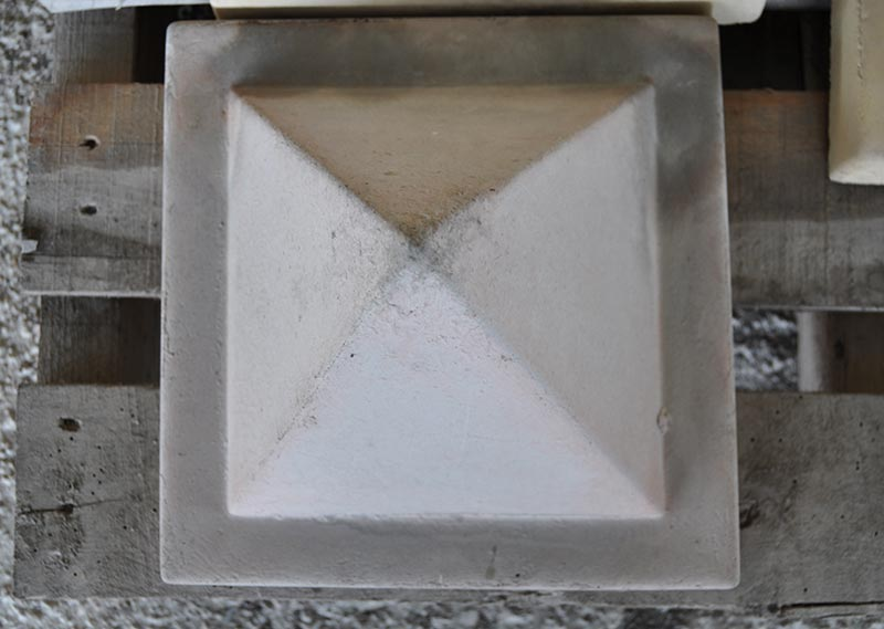 Sombrerete Piramidal