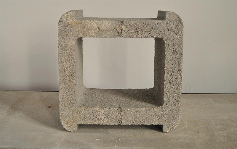Pieza de columna Standard dos encajes B15
